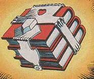 Iron-Bound Books of Shuma-Gorath from Conan the Barbarian Vol 1 258 001
