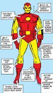 Iron Man Armor Model 2 from Tales of Suspense Vol 1 55 005