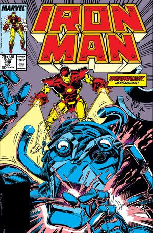Iron Man Vol 1 245