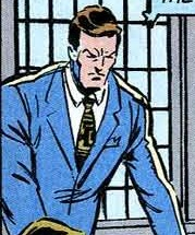 Kang posing as Victor Timely III circa 1980 from Avengers Annual Vol 1 21