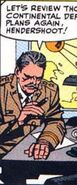 Lieutenant General Fredricks (Earth-616) from X-Men Vol 1 2 0001