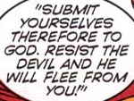 Lucifer (Earth-7642) from Gladiator Supreme Vol 1 1 001