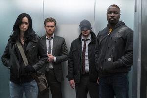 Marvel's Defenders Season 1 3 003