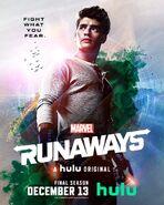 Marvel's Runaways poster 032