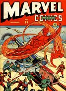 Marvel Mystery Comics Vol 1 49