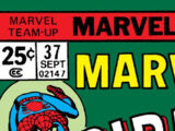 Marvel Team-Up Vol 1 37