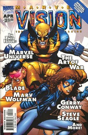 Marvel Vision Vol 1 28
