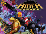 Comics:Marvel Collection - Ghost Rider Cosmico distrugge la Storia Marvel 1
