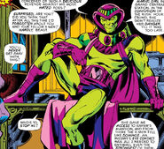 Mesmero (Vincent) (Earth-616) from X-Men Vol 1 111 0001