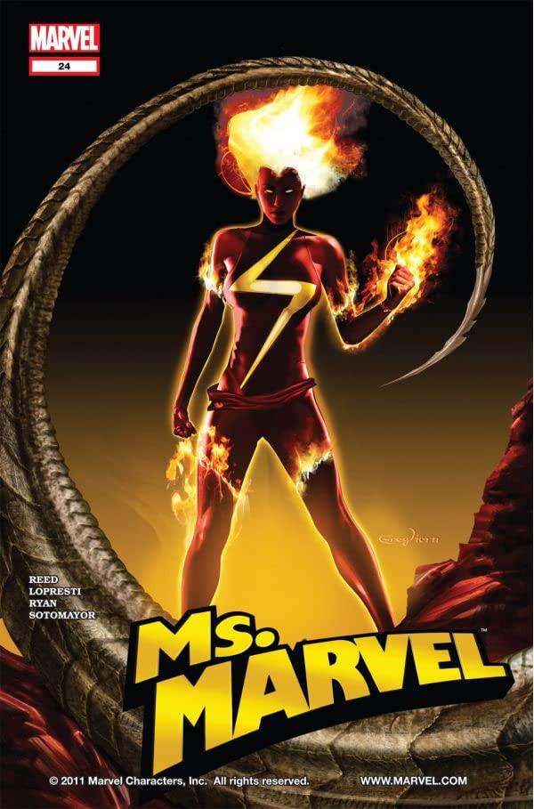Ms. Marvel Vol 2 24