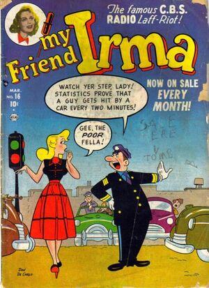 My Friend Irma Vol 1 16