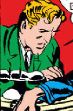 Nelson (Earth-616) from Captain America Comics Vol 1 1 001