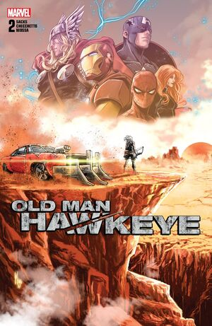 Old Man Hawkeye Vol 1 2