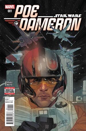 Poe Dameron Vol 1 1