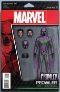 Prowler Vol 2 1 Action Figure Variant