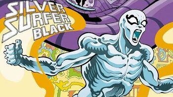 SILVER SURFER BLACK Trailer Marvel Comics