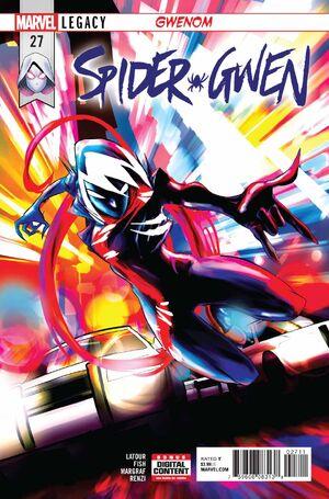 Spider-Gwen Vol 2 27