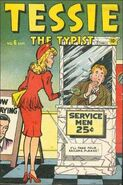 Tessie the Typist Vol 1 6
