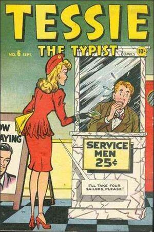 Tessie the Typist Vol 1 6