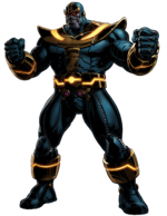 Thanos (Earth-12131) from Marvel Avengers Alliance 0002