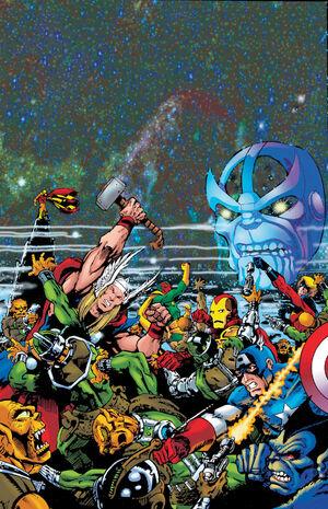 Thanos The Final Threat Vol 1 1 Textless