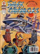 The Dalek Chronicles A Doctor Who Magazine Summer Special
