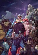 Thor God of Thunder Vol 1 15 Textless