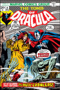 Tomb of Dracula Vol 1 8