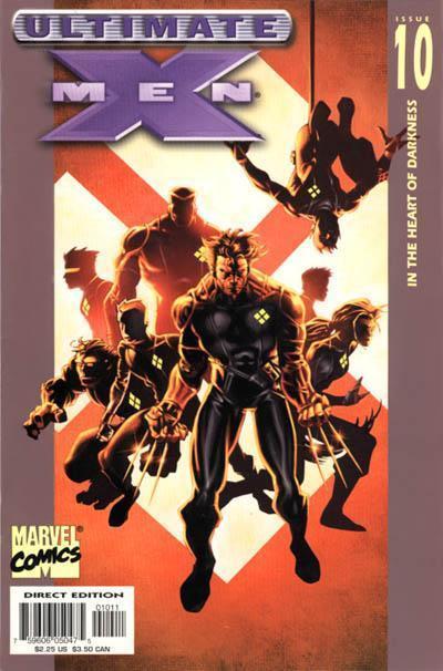 ULTIMATE X-MEN #9 VOL.2
