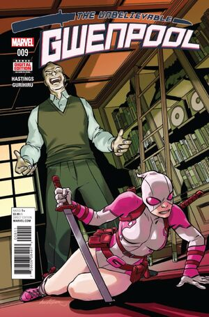 Unbelievable Gwenpool Vol 1 9