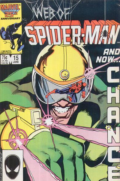 Web of Spider-Man Vol 1 15