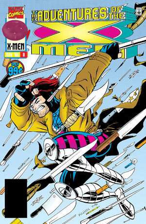 Adventures of the X-Men Vol 1 8