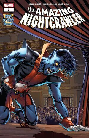 Age of X-Man The Amazing Nightcrawler Vol 1 5