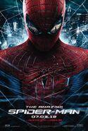 Amazing Spider-Man Film April 2012 Poster