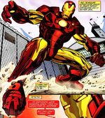 Anthony Stark (Earth-9119) from Iron Man The End Vol 1 1 001