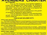 Avengers Charter