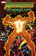 Avengers The Korvac Saga TPB Vol 1 1