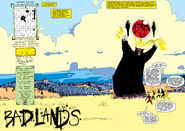 Badlands (Dimension) from New Mutants Vol 1 20 001