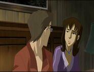 Bruce Banner (Earth-8096) and Elizabeth Ross (Earth-8096) from Hulk Vs. (film) 008