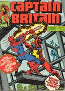 Captain Britain Summer Special Vol 1 2