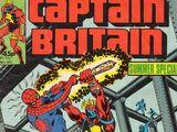 Captain Britain Summer Special Vol 1 2