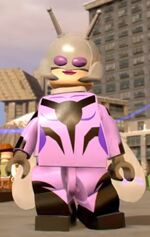 Cassandra Lang (Earth-13122) from LEGO Marvel Super Heroes 2 001