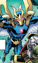 Christopher Powell (Warp World) (Earth-616) from Infinity Wars Sleepwalker Vol 1 1 001