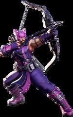 Clinton Barton (Earth-TRN789) from Marvel Super War