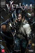 Custom Sony Pictures 2018 Venom English Comic Vol 1 1