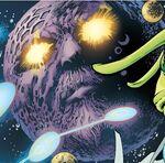 Ego (Earth-71166) Fantastic Four the End Vol 1 2