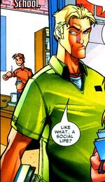 Eugene Thompson (Earth-50302) from Marvel Age Spider-Man Vol 1 1 0001