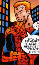 Eugene Thompson (Earth-TRN583) from Spider-Man Unlimited Vol 2 ½ 0001