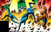 Fantastic Four (Earth-944) from Fantastic Four Vol 1 390 Cover