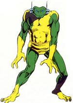 Francois Le Blanc (Earth-616) from Official Handbook of the Marvel Universe Vol 2 16 001